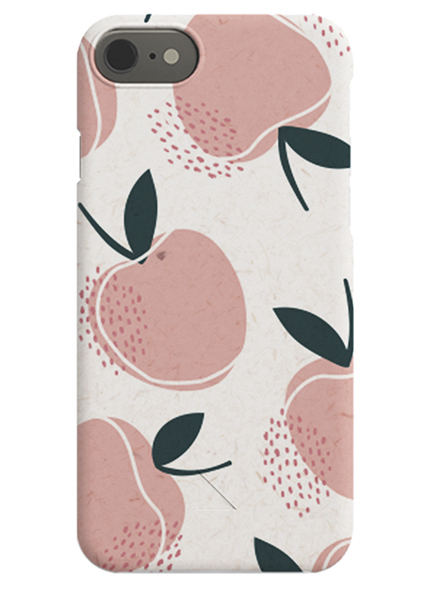 Life is Peachy iPhone Case