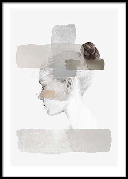 Anna Bülow Insideout - Blush Poster