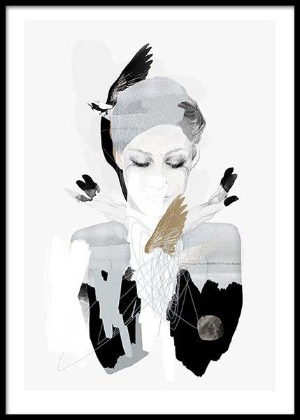 Anna Bülow Lets Go 01 Poster