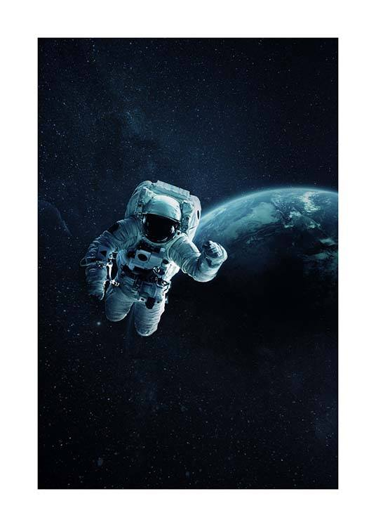 astronaut shampoos hair in space - photo #44