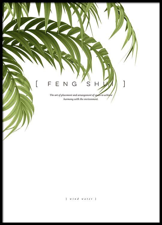 Feng Shui feng shui poster