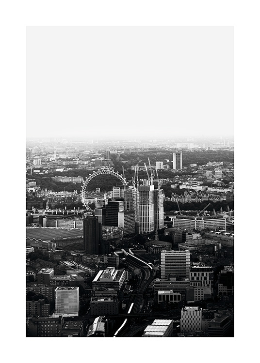 London View Poster / Photography at Desenio AB (11374)