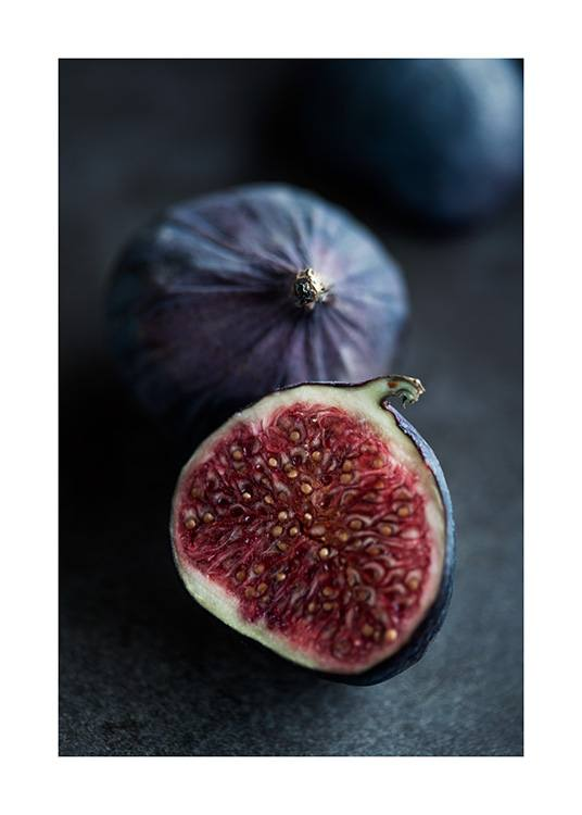 Juicy Fig Poster / Kitchen at Desenio AB (11834)