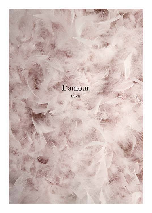 L'Amour Poster / Photography at Desenio AB (3389)