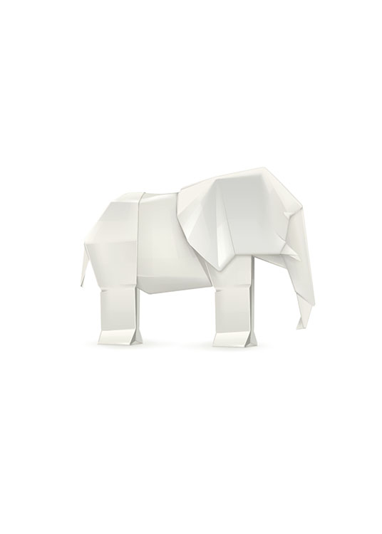 Stylish Posters With Elephant