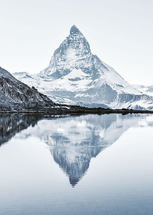 Matterhorn, Poster / Nature at Desenio AB (8389)