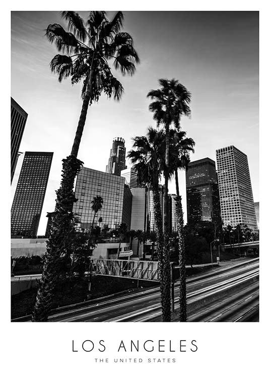 Los Angeles Poster / Photography at Desenio AB (8916)