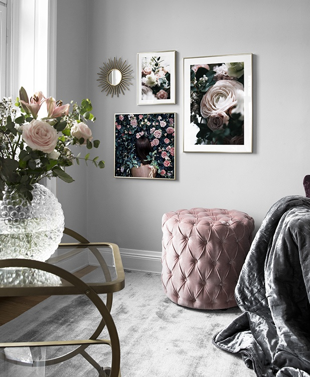 Home Decor Inspiration Sur Instagram Black And White: Posters And Art Prints In Picture