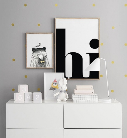 Childrens prints and posters  Buy kids wall art from Desenio