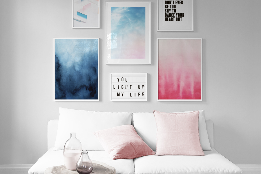 OMBRE – HOW TO STYLE WITH THIS NEW INTERIOR DESIGN TREND