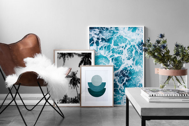5 creative ways to display your posters
